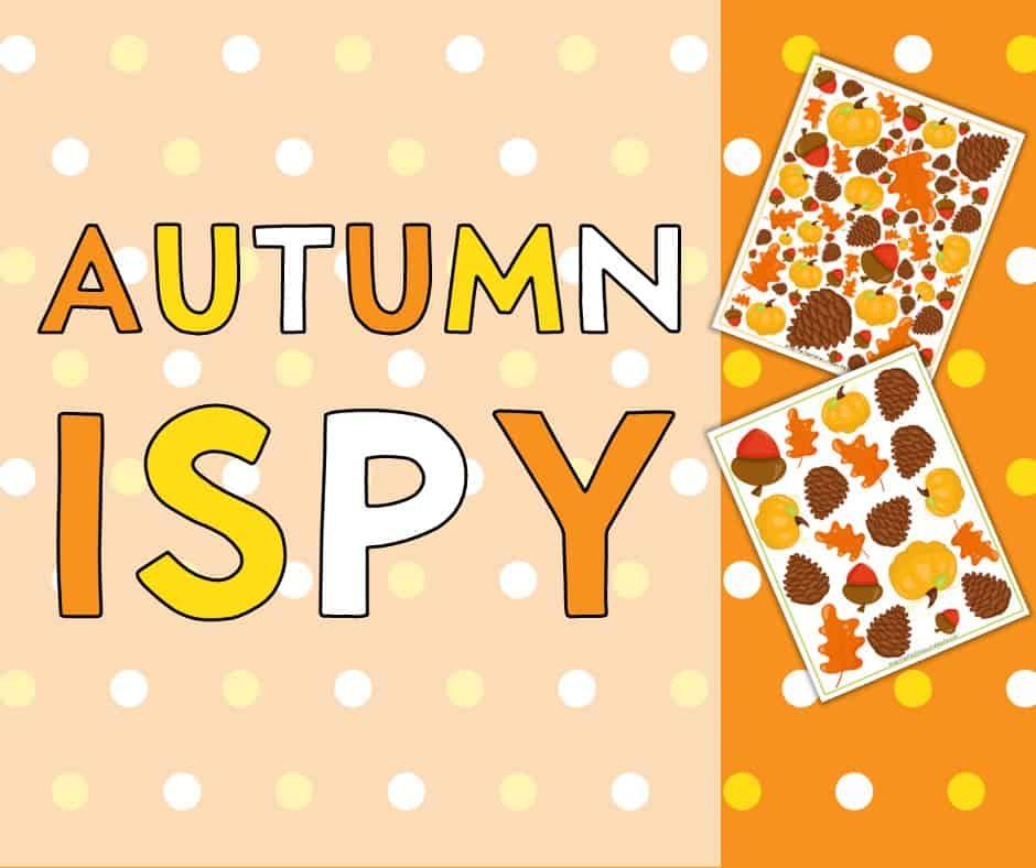 Autumn I Spy
